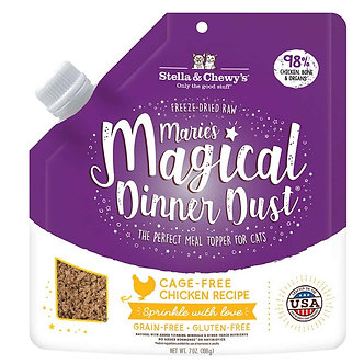 STELLA & CHEWY'S CAT MAGICAL DINNER DUST CAGE FREE CHICKEN