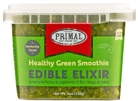 PRIMAL EDIBLE ELIXIR HEALTHY GREEN SMOOTHIE