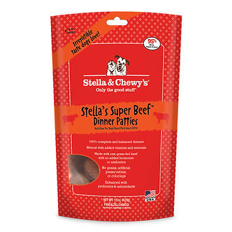STELLA & CHEWY'S FREEZE DRIED BEEF DINNER