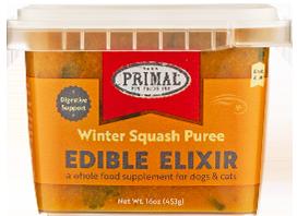 PRIMAL EDIBLE ELIXIR WINTER SQUASH PUREE