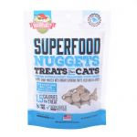 SUPERFOOD NUGGETS CAT TREATS WHITEFISH
