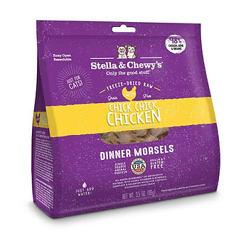 STELLA & CHEWY'S CAT FD DINNER MORSELS CHICKEN