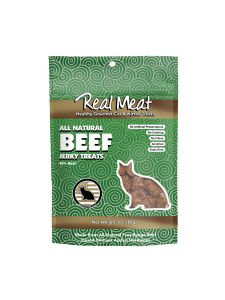 REAL MEAT CAT BEEF TREATS