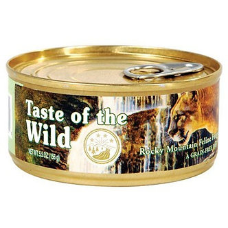 TASTE OF THE WILD ROCKY MTN FELINE 5.5OZ