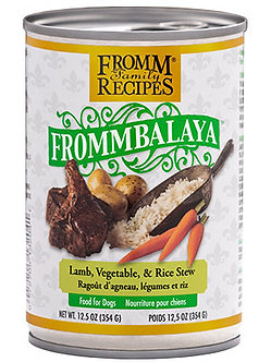 FROMM FROMMBALAYA LAMB, VEGETABLE, & RICE STEW