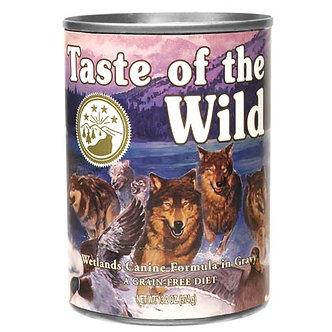 TASTE OF THE WILD WETLANDS FOWL 13.2OZ