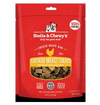 STELLA & CHEWY'S FD CHICKEN BREAST TREATS