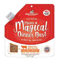 STELLA & CHEWY'S MAGICAL DINNER DUST BEEF RECIPE