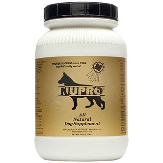 NUPRO GOLD ALL NATURAL SUPPLEMENT 5LB