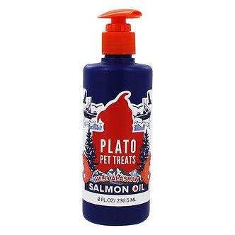 PLATO WILD ALASKAN SALMON OIL 8OZ