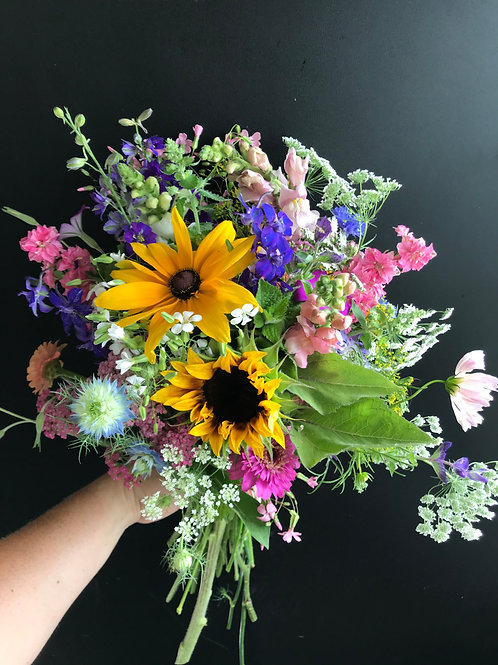 Weekly Large Bouquet Subscription - 14 weeks