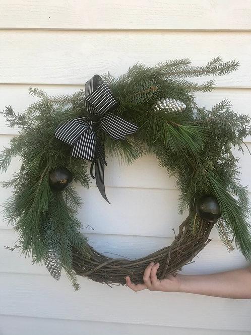 """The """"Grapevine"""" Wreath"""