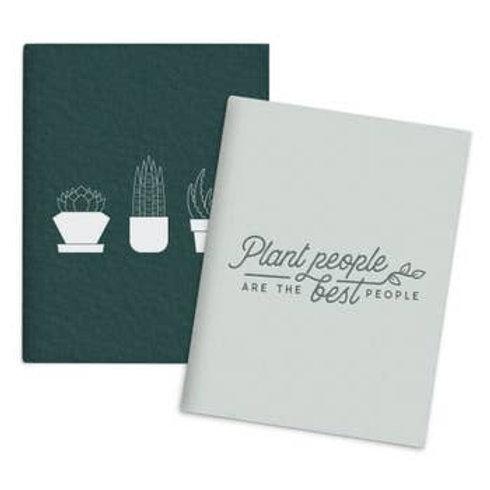 Succulent Plant People Pocket Notebook
