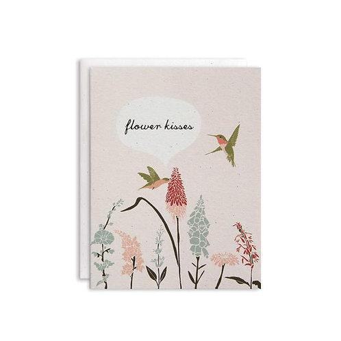 Boxed Card Set - Flower Kisses