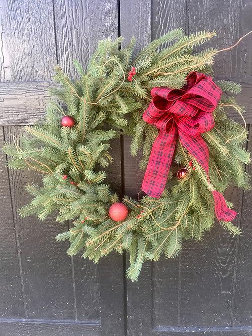 """The Classic"" Wreath"