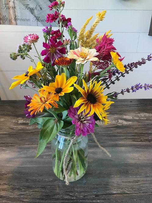 Monthly Medium Bouquet Subscription (4 months)