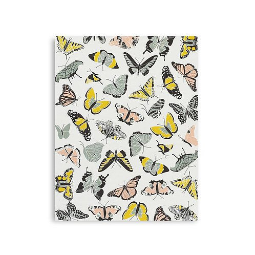 Art Print -  Butterfly Kisses