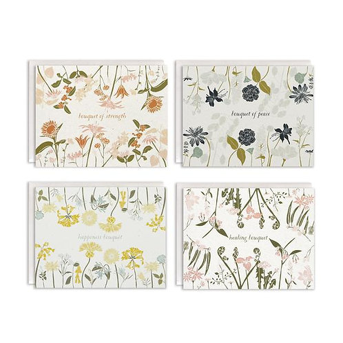 Language of Flowers Boxed Card Set