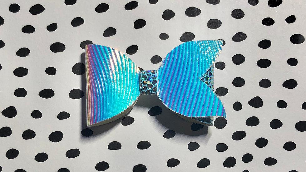 Cora Bow - Wave/Pebble - Clip