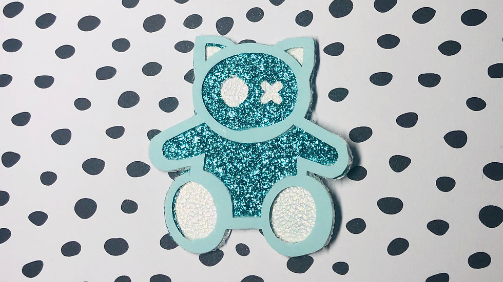 Huxley Bear Badge