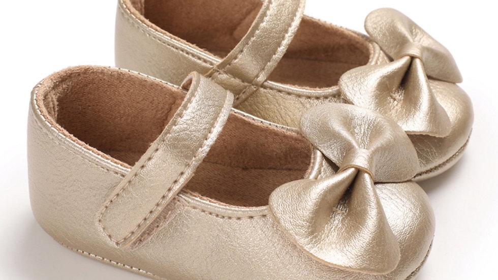 Tahlia Shoe - Gold
