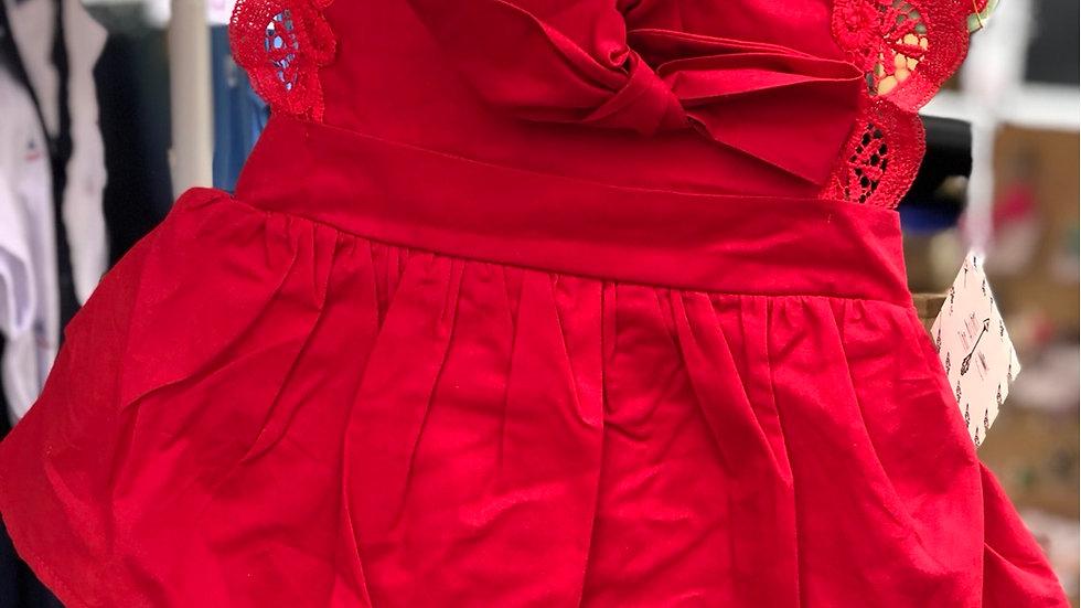 Ruby Dress w/ Headband
