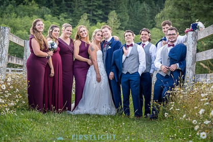Rein Fire Ranch Wedding