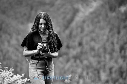 Senior Portraits Mt Rainier