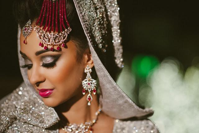 Desi Bride muah MsPaintedLady.com