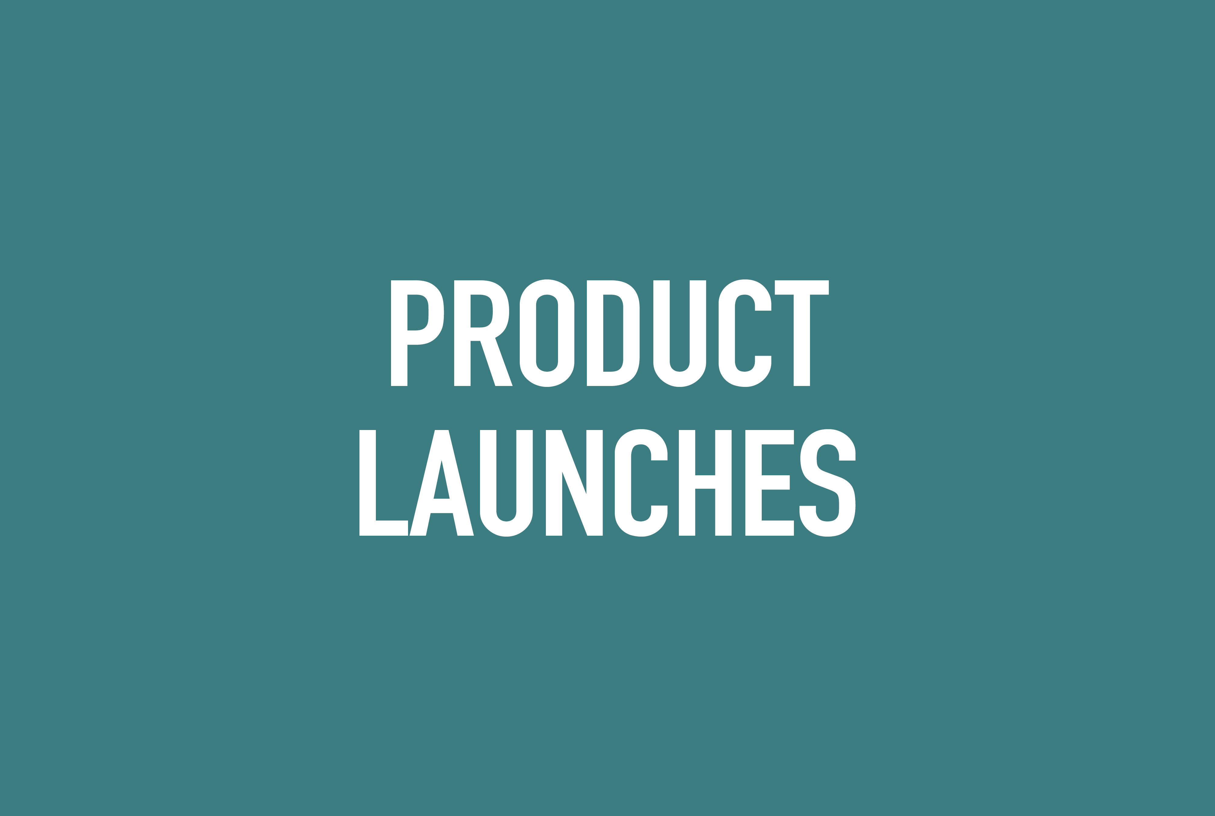 product_launches