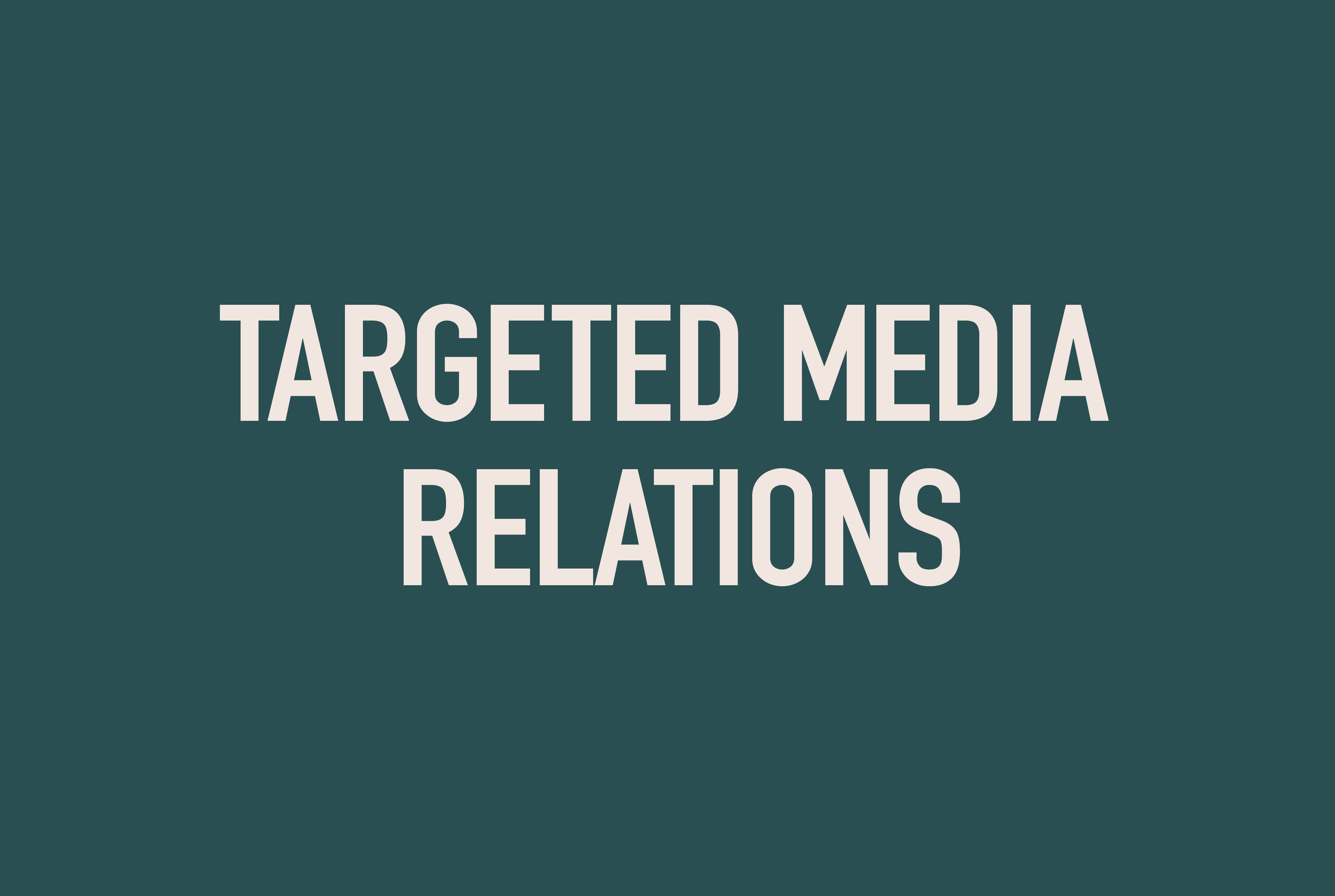 targeted_media_relations