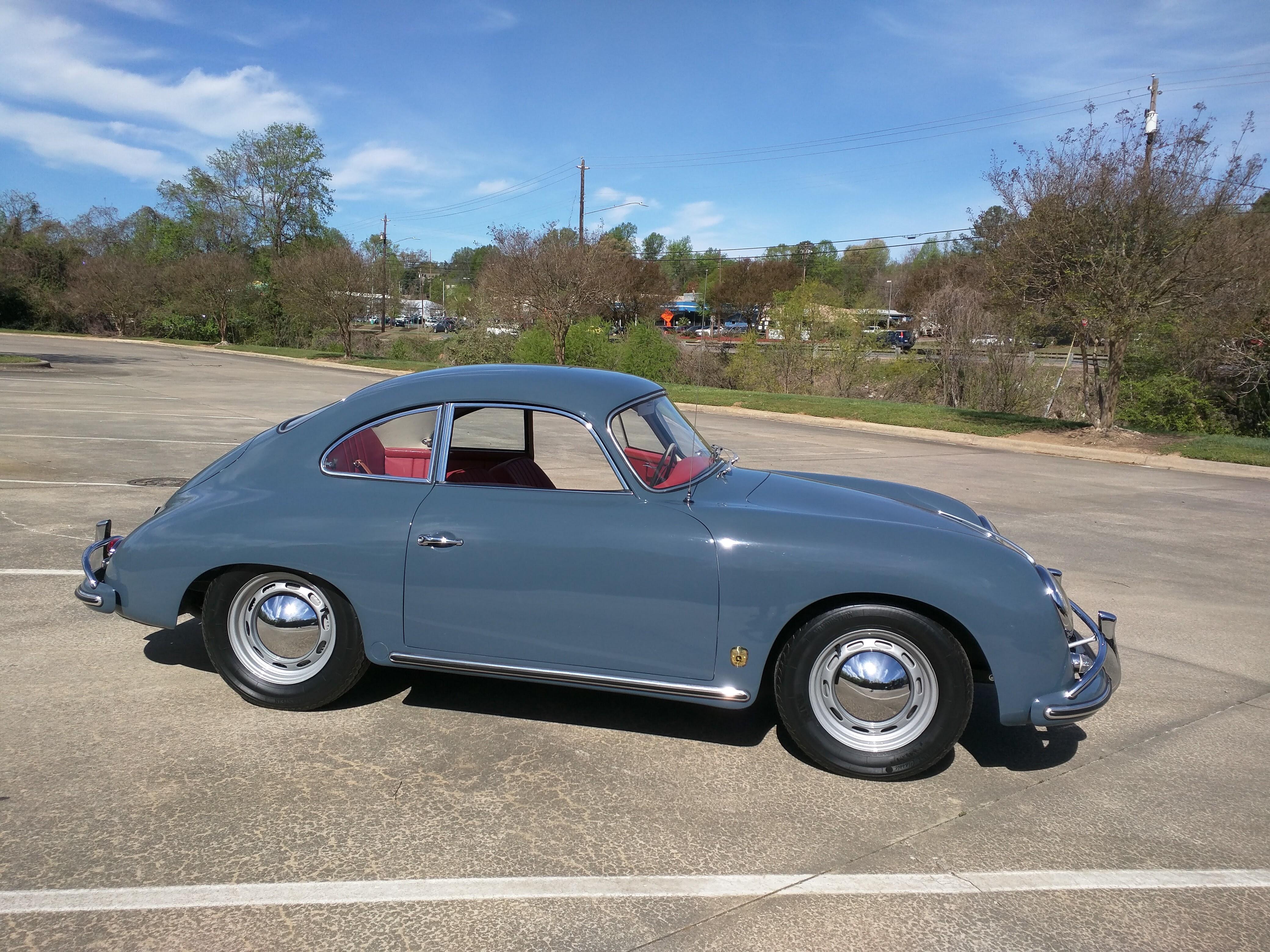 1959 Porsche - Restored (5)