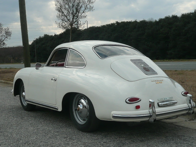 1958 Porsche 356 Sunroof