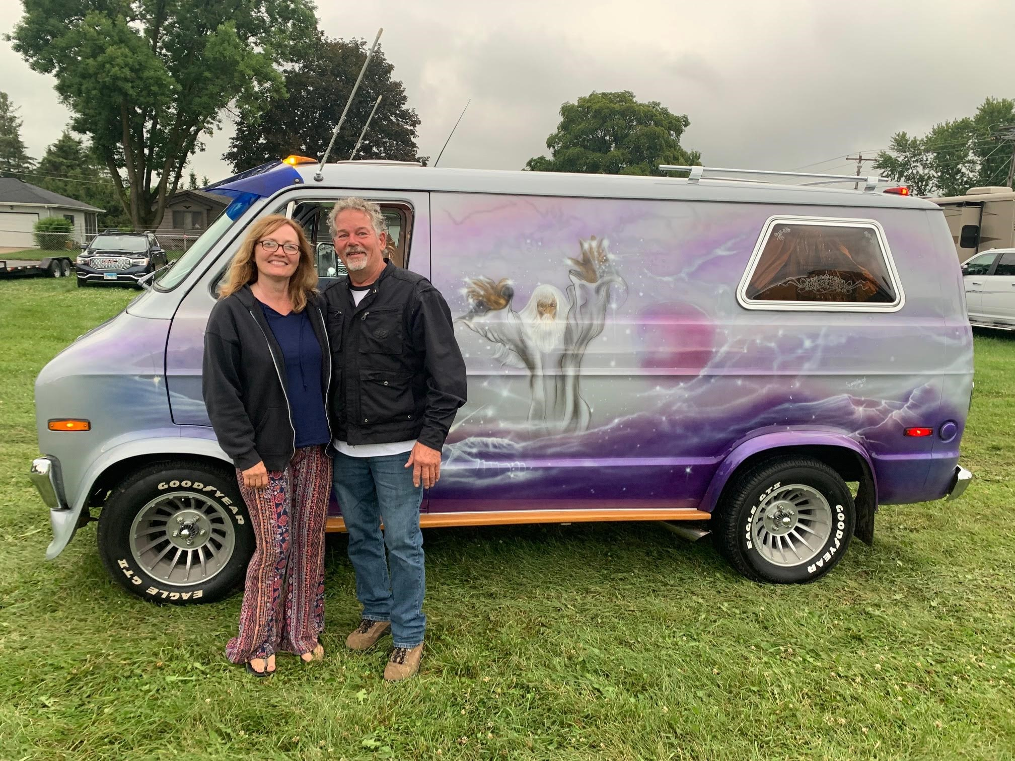 Tom and Laurie's 1977 Dodge Mistic