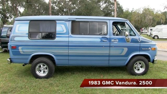 Ed Vilmure's 1983 GMC