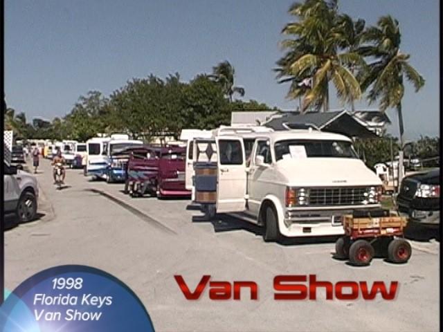 98 Keys Van Show