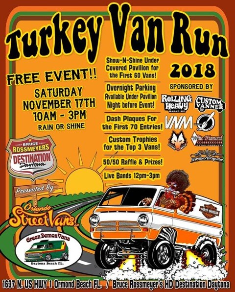 Turkey Van Run 2018