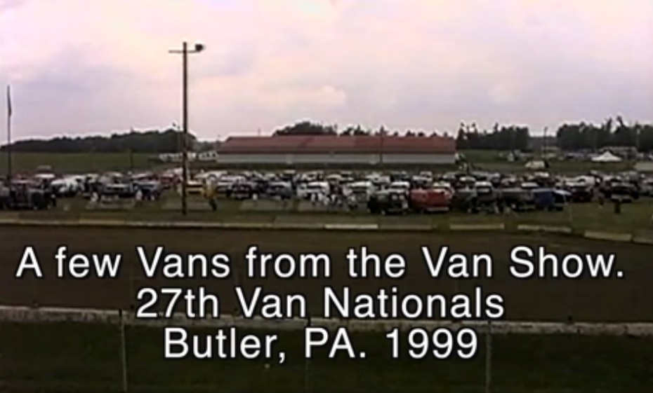 27th Van Nationals 99
