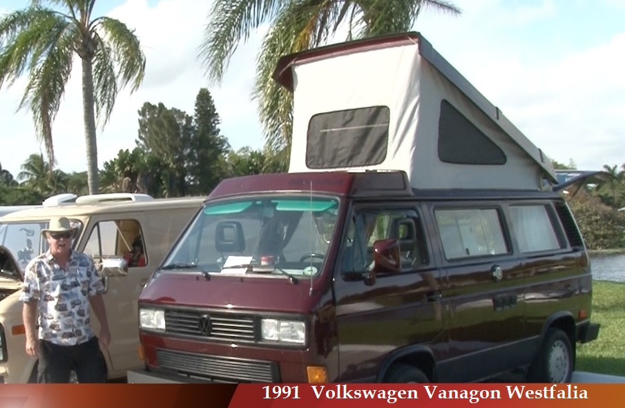 Scott Smith's 1991 VW Vanagon