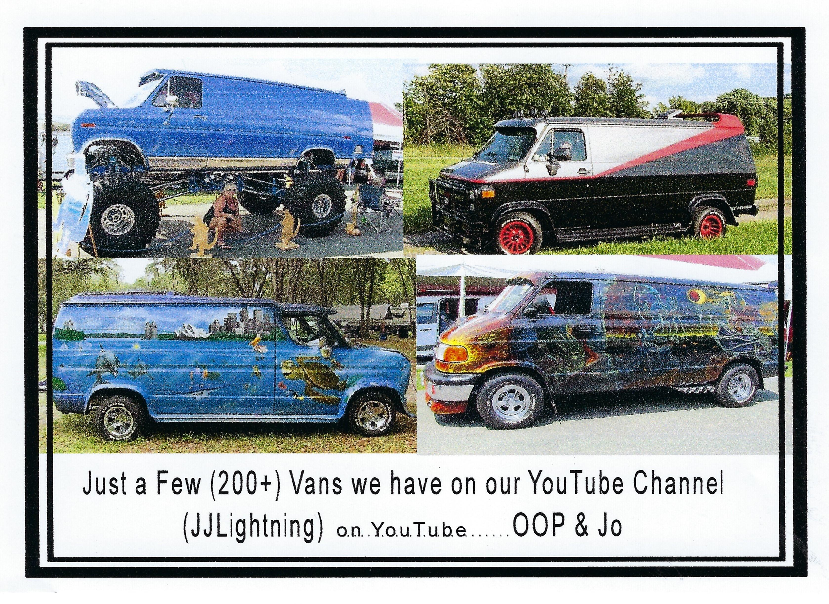 200 Vans