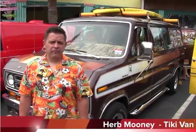 Herb Mooney 1978 Ford Ecno Van