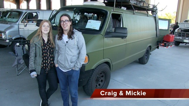 Craig and Mickie's Live in Van