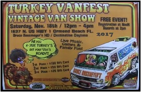 HD Turkey VanFest 2017 2