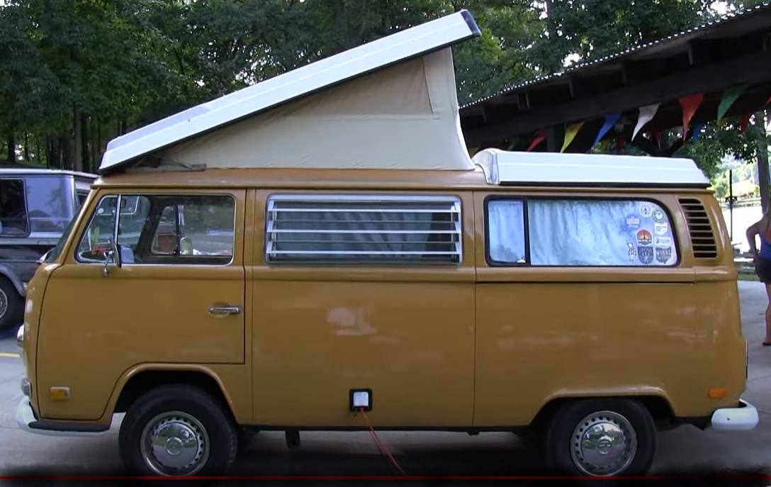 Rich Casenhiser 1972 VW West