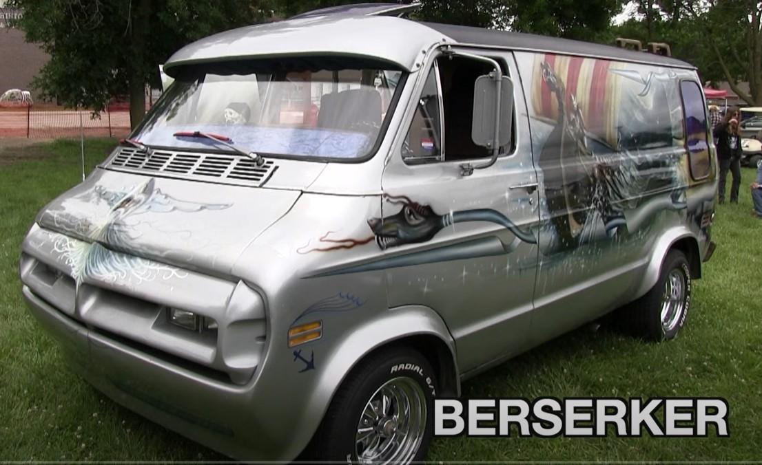 Randy Davis' 1971 Dodge