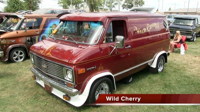 Chris Carter and Wild Cherry