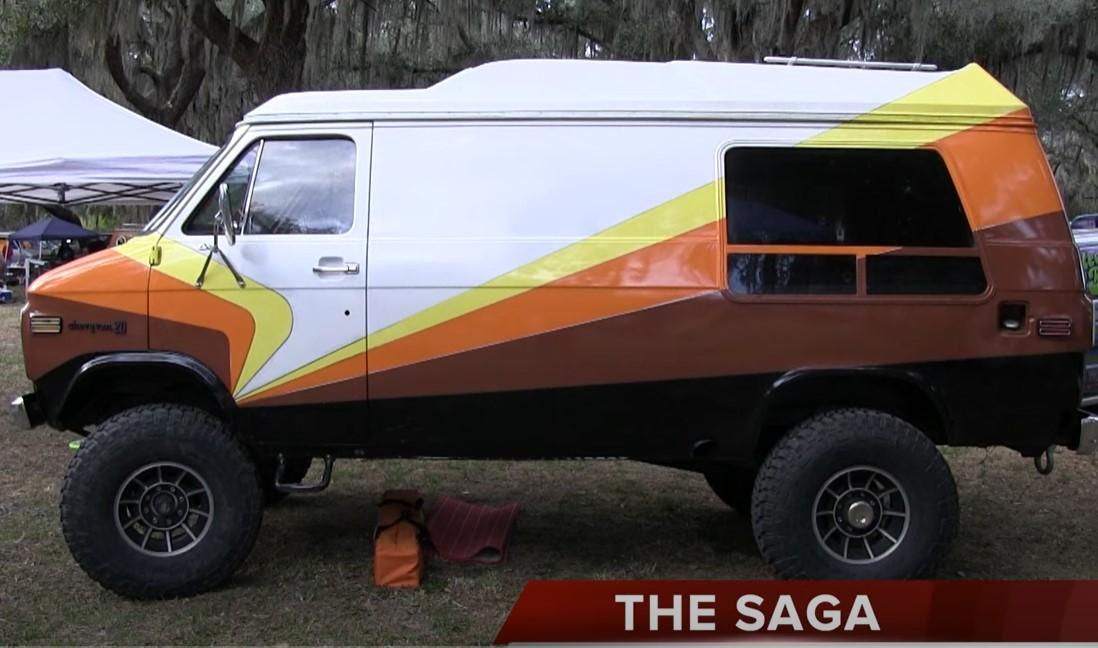 The Saga 4x4