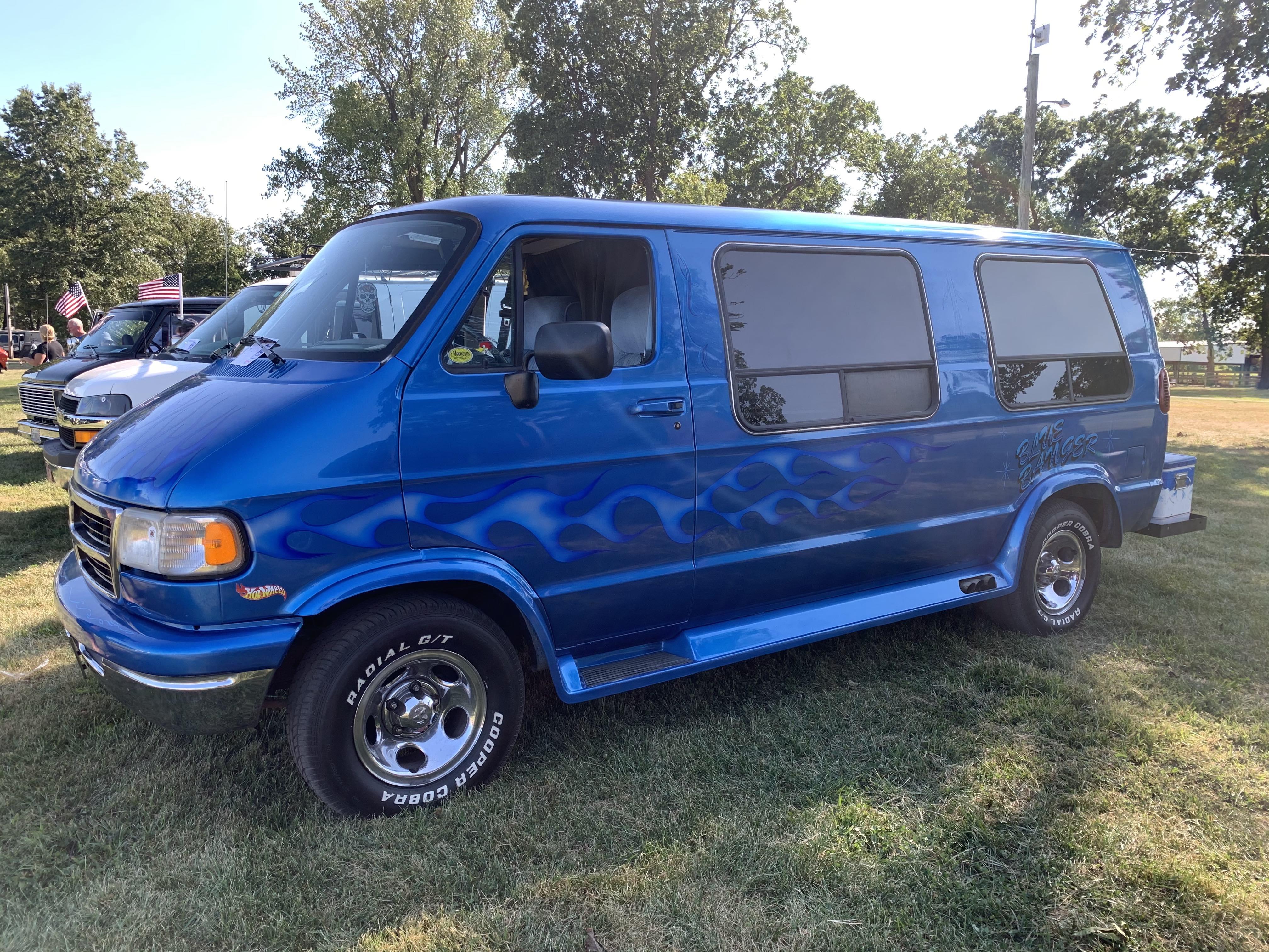 Kevin DeKock's 1996 Dodge