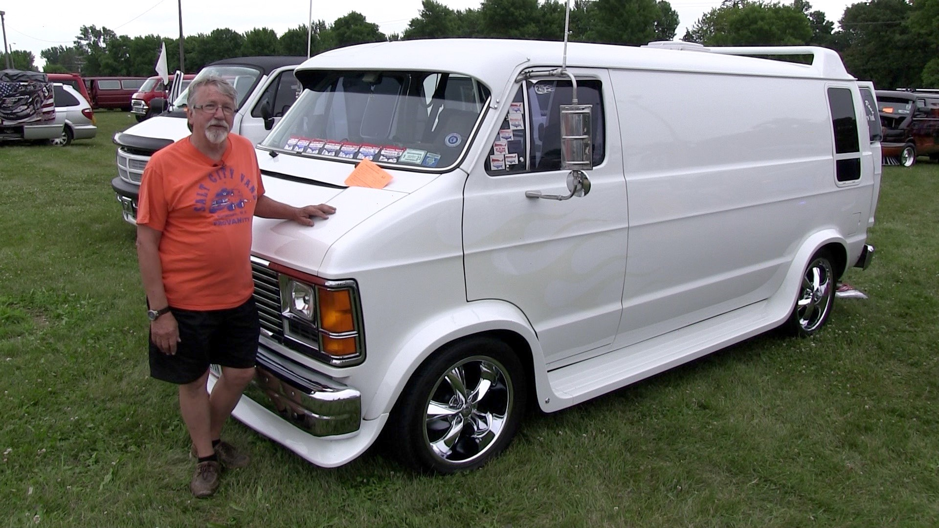 Larry Floss' 1989 Dodge