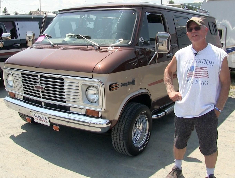 Albert Dodaro 77 Chevy
